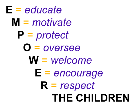 Empower graphic